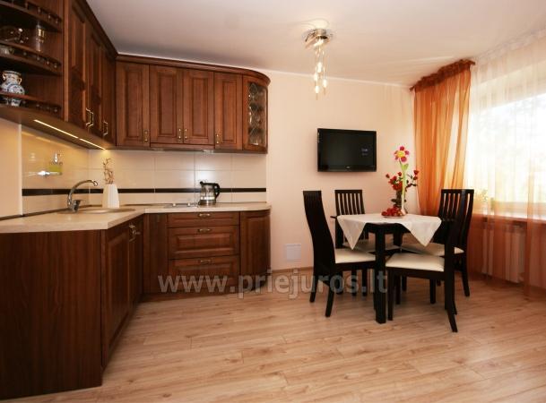 Wynajmę mieszkanie w Nidzie: dwa pokoje apartament z widokiem na lagunę - 3