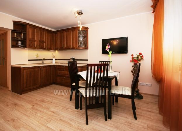 Wynajmę mieszkanie w Nidzie: dwa pokoje apartament z widokiem na lagunę - 2