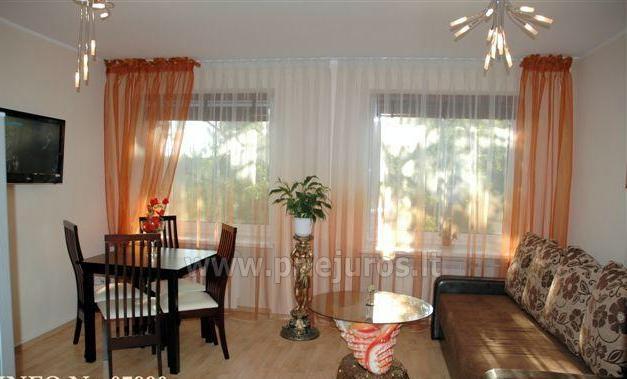 Wynajmę mieszkanie w Nidzie: dwa pokoje apartament z widokiem na lagunę - 1