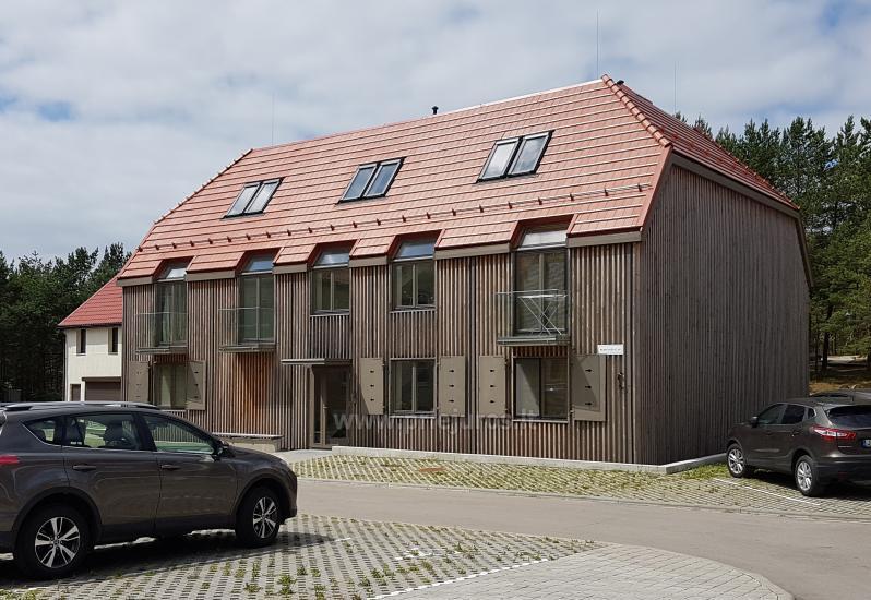 Jeden pokój apartament z niesamowitym widokiem na las sosnowy w Nidzie, Mierzeja Kurońska, Litwa - 3