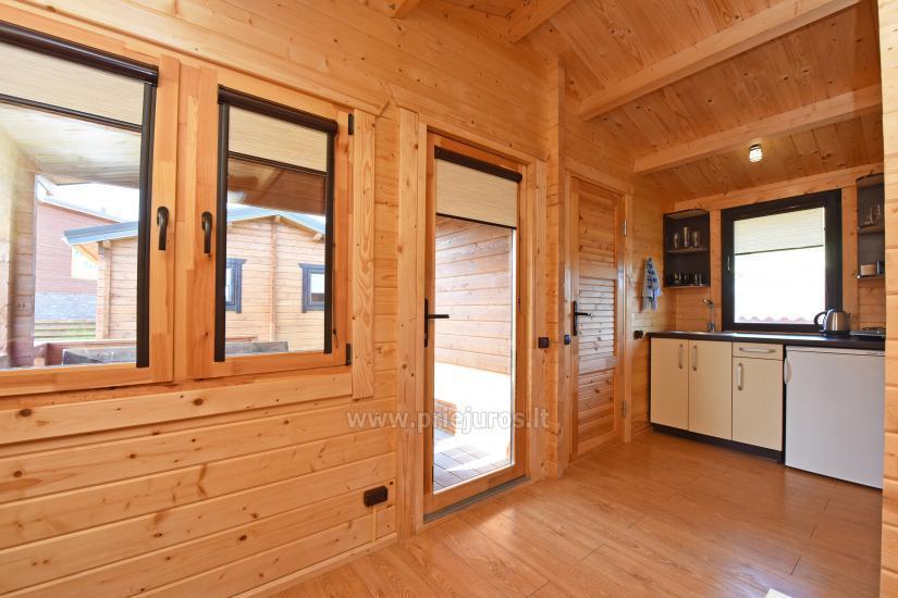 Nowe domki w Sventoji - spokojna wakacje dla rodzin i przyjaciół - 19