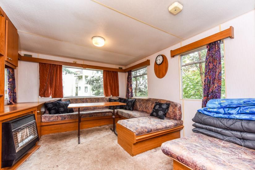 Juros 20 + - domy wypoczynkowe do wynajęcia w Sventoji - 3