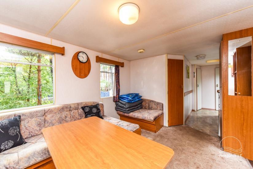 Juros 20 + - domy wypoczynkowe do wynajęcia w Sventoji - 4