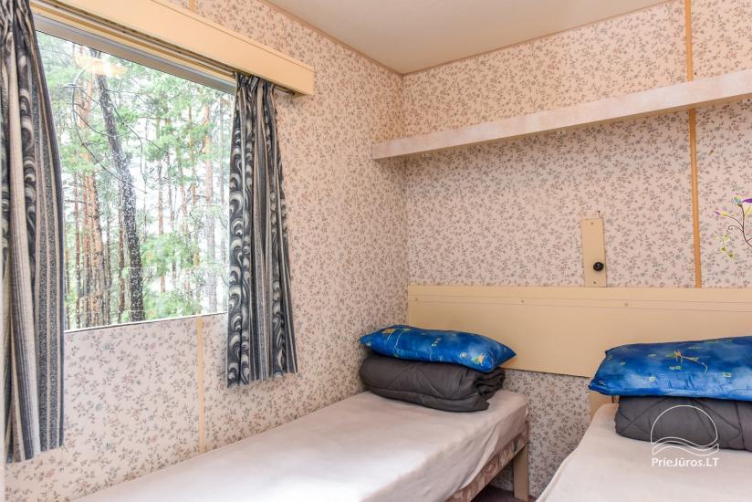 Juros 20 + - domy wypoczynkowe do wynajęcia w Sventoji - 7