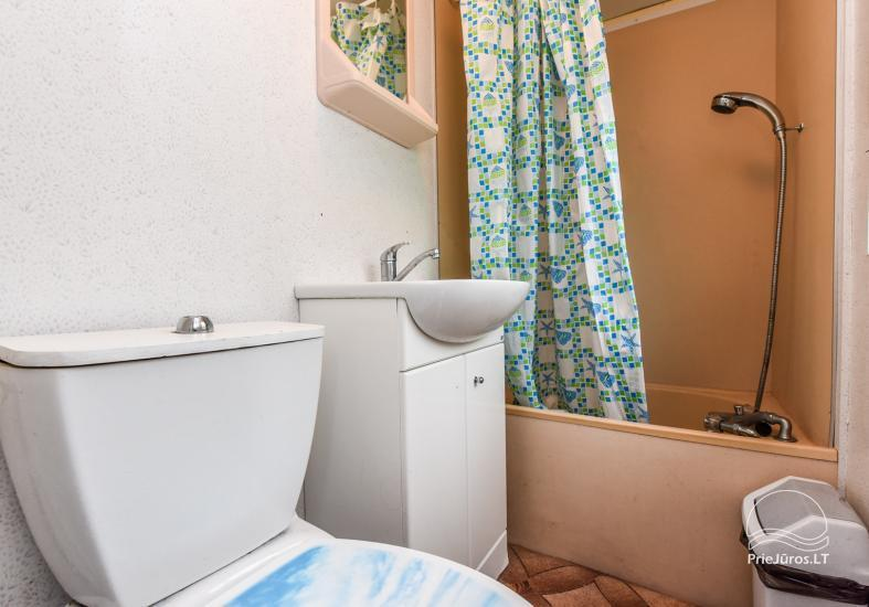 Juros 20 + - domy wypoczynkowe do wynajęcia w Sventoji - 8