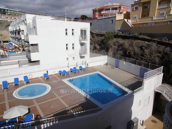 Ferienwohnung Club La Mar in Süd-Teneriffa, Puerto de Santiago - 10