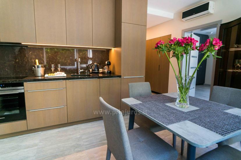 Luksusowe apartamenty w Połądze VOVERAITĖ NA WYDMACH - 5