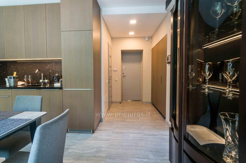 Luksusowe apartamenty w Połądze VOVERAITĖ NA WYDMACH - 9
