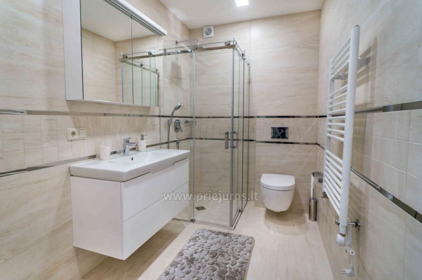 Luksusowe apartamenty w Połądze VOVERAITĖ NA WYDMACH - 10