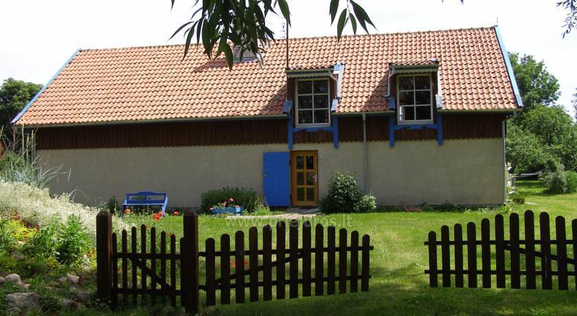 Gospodarstwo wiejskie Mingės vila na Litwie - 6