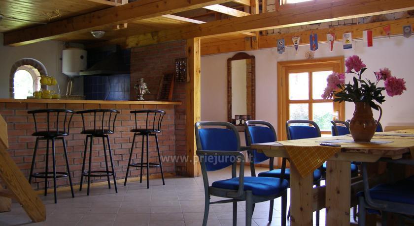Gospodarstwo wiejskie Mingės vila na Litwie - 2