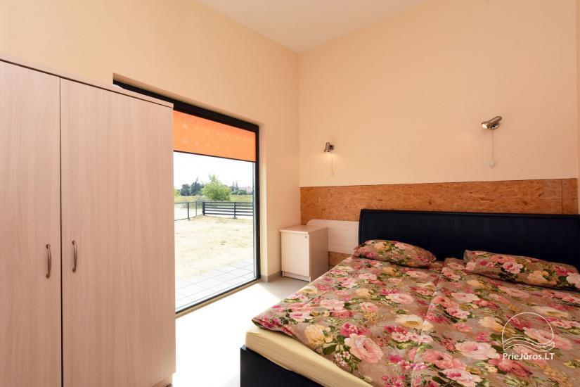 Kompleks rekreacyjny: domki letniskowe, apartamenty, pokoje do wynajęcia blisko morza - 5