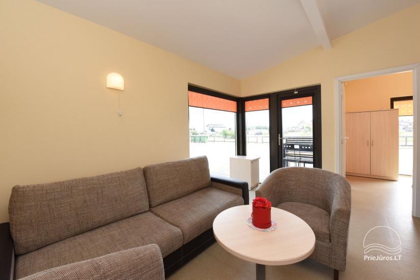 Kompleks rekreacyjny: domki letniskowe, apartamenty, pokoje do wynajęcia blisko morza - 2