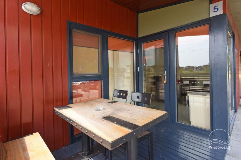 Kompleks rekreacyjny: domki letniskowe, apartamenty, pokoje do wynajęcia blisko morza - 4