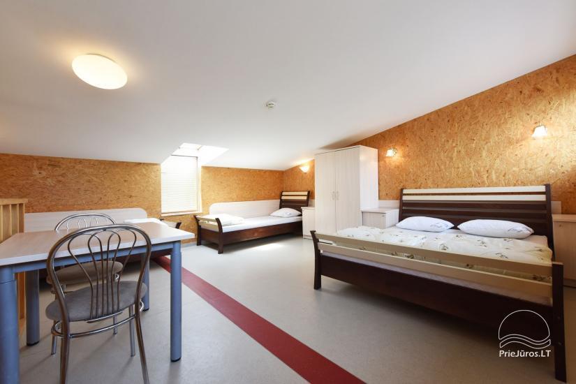 Kompleks rekreacyjny: domki letniskowe, apartamenty, pokoje do wynajęcia blisko morza - 7
