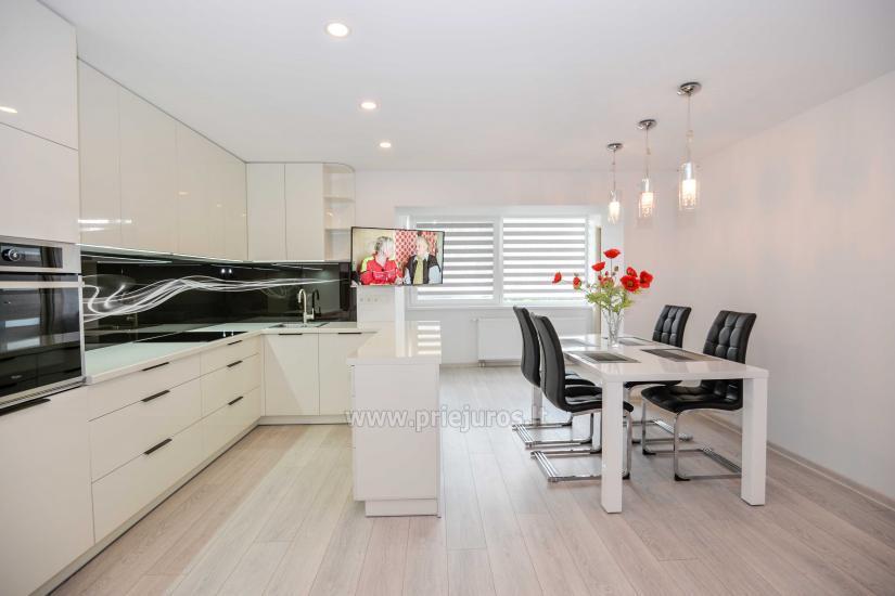 Nowoczesne i eleganckie trzy pokojowe apartamenty w centrum Nidy - 2