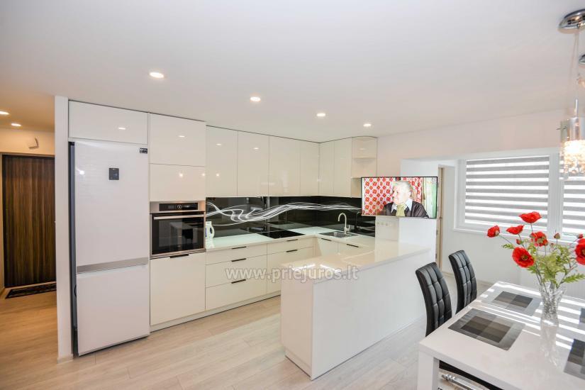 Nowoczesne i eleganckie trzy pokojowe apartamenty w centrum Nidy - 3