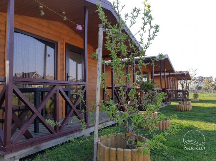 Pokoje i domy wakacyjne do wynajęcia w Šventoji - 1
