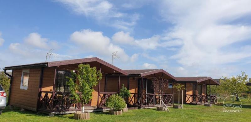 Pokoje i domy wakacyjne do wynajęcia w Šventoji