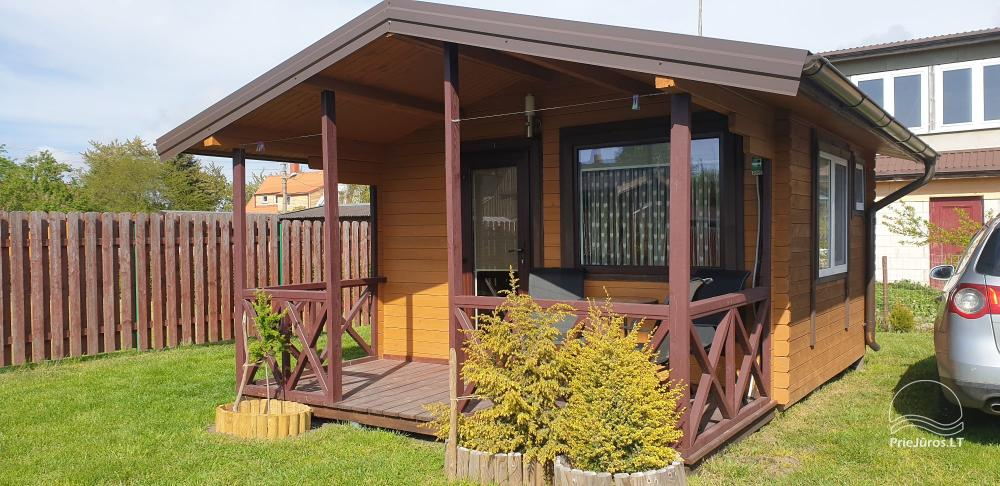 Pokoje i domy wakacyjne do wynajęcia w Šventoji - 3