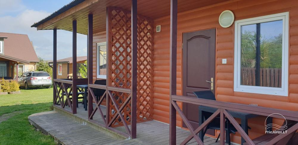 Pokoje i domy wakacyjne do wynajęcia w Šventoji - 4