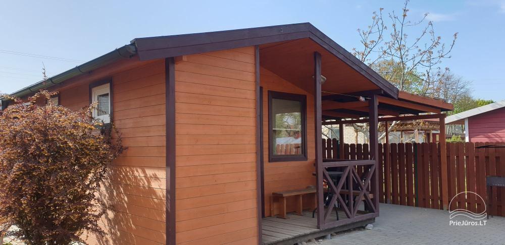 Pokoje i domy wakacyjne do wynajęcia w Šventoji - 6