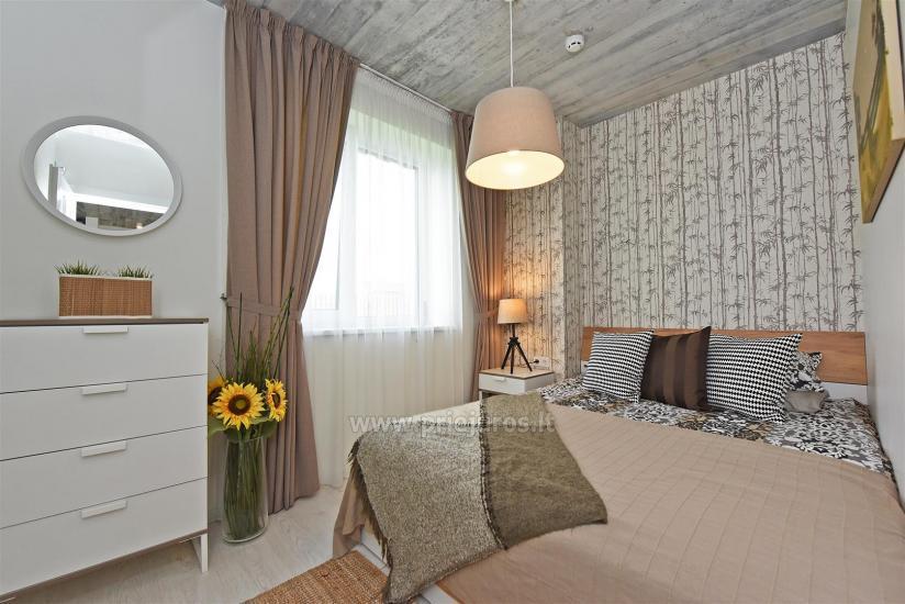 Apartamenty Zalia kopa położone 300 metrów od piaszczystej plaży - 9
