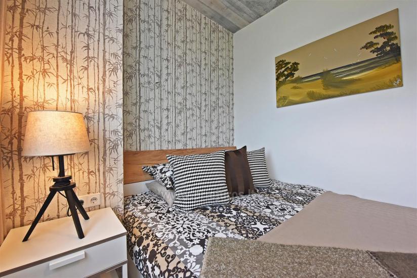 Apartamenty Zalia kopa położone 300 metrów od piaszczystej plaży - 11