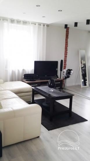 Apartament Srebrny Dom w Juodkrante, Mierzeja Kurońska, Litwa - 3
