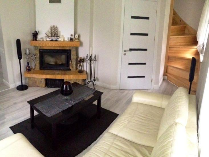 Apartament Srebrny Dom w Juodkrante, Mierzeja Kurońska, Litwa - 1
