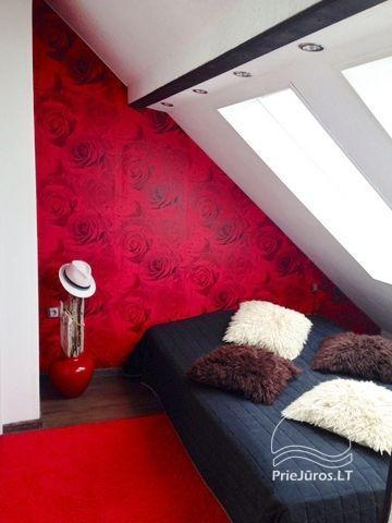 Apartament Srebrny Dom w Juodkrante, Mierzeja Kurońska, Litwa - 4