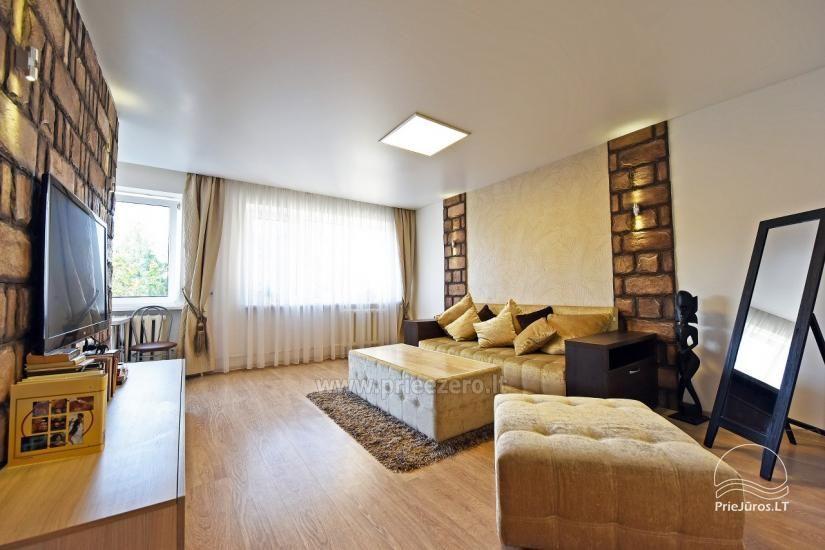 Krótkoterminowy wynajem mieszkania w Kłajpedzie na Litwie - 1