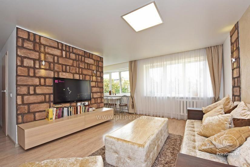 Sand apartment - Krótkoterminowy wynajem mieszkania w Kłajpedzie na Litwie - 2