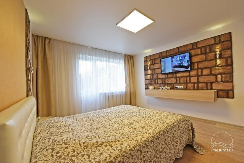 Sand apartment - Krótkoterminowy wynajem mieszkania w Kłajpedzie na Litwie - 4