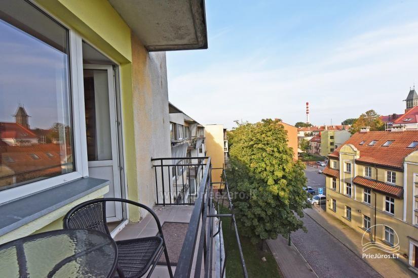 Sand apartment - Krótkoterminowy wynajem mieszkania w Kłajpedzie na Litwie - 5