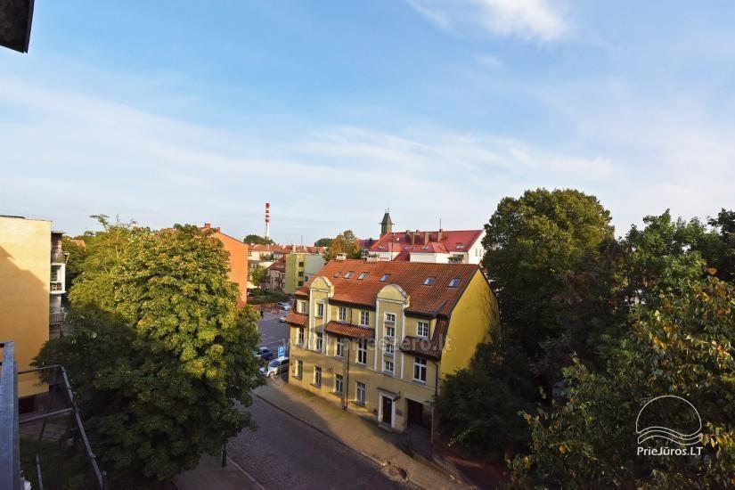 Sand apartment - Krótkoterminowy wynajem mieszkania w Kłajpedzie na Litwie - 6