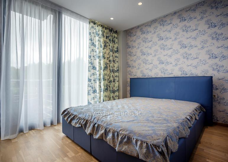 Apartament Smilciu Trio w Połądze, 50 metrów od morza - 14