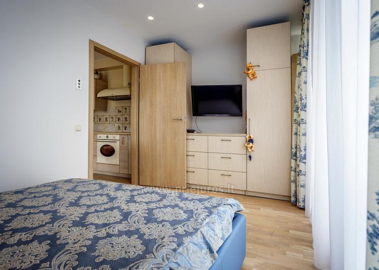 Apartament Smilciu Trio w Połądze, 50 metrów od morza - 12