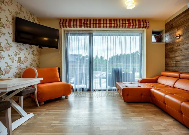 Apartament Smilciu Trio w Połądze, 50 metrów od morza - 6
