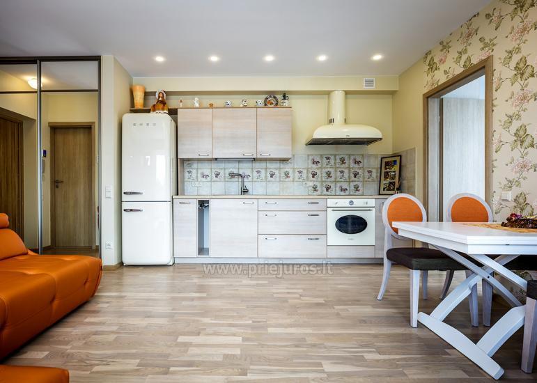Apartament Smilciu Trio w Połądze, 50 metrów od morza - 10
