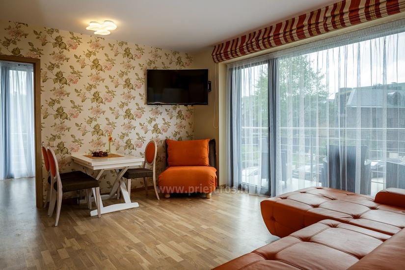 Apartament Smilciu Trio w Połądze, 50 metrów od morza - 7