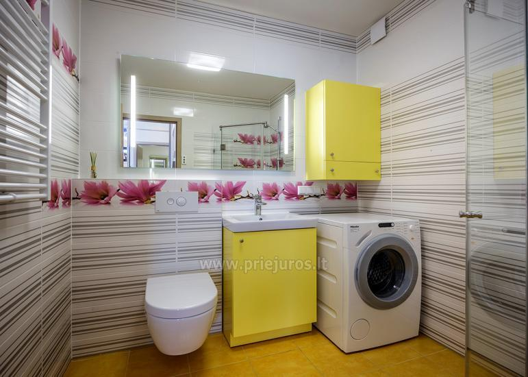 Apartament Smilciu Trio w Połądze, 50 metrów od morza - 17