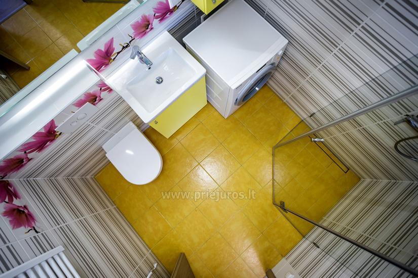 Apartament Smilciu Trio w Połądze, 50 metrów od morza - 19