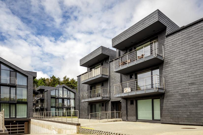 Apartament Smilciu Trio w Połądze, 50 metrów od morza - 3