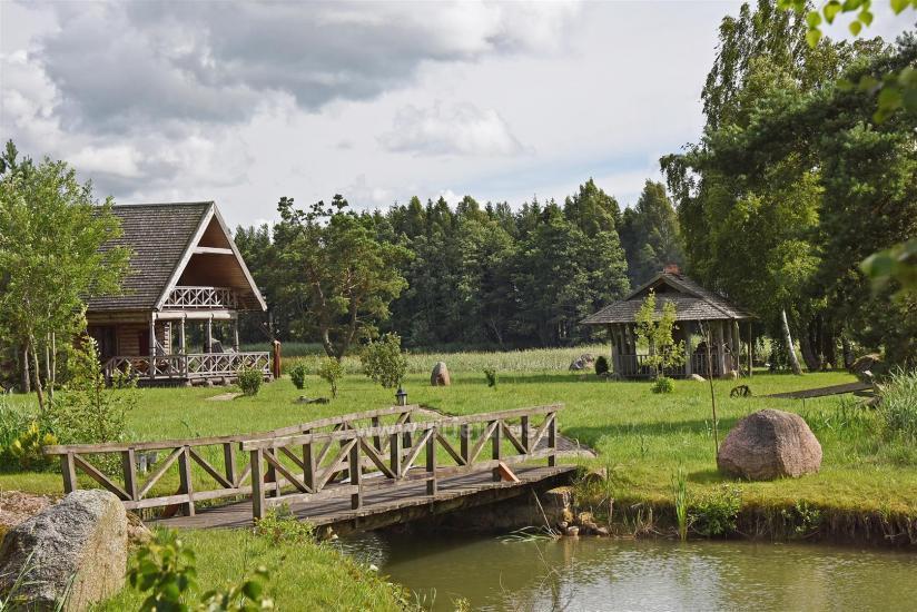 Wakacje w wiejskiej rezydencji Villa Vilaite w dzielnicy Kretinga - 3