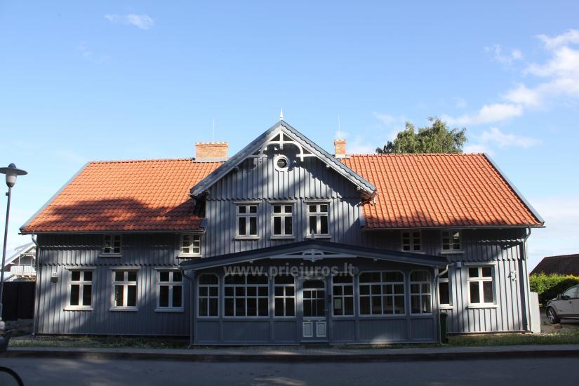 Mieszkania do wynajęcia w zabytkowej willi w Preila, Mierzeja Kurońska - 6