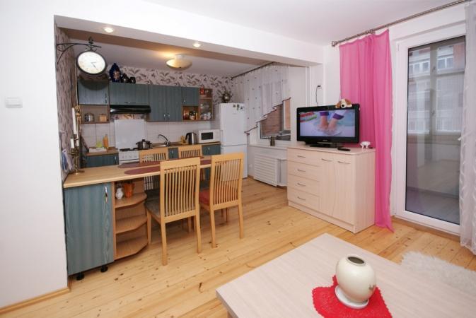 Mieszkanie dla wypoczynku w Połądze, na ulicy Druskininkų g. - 8