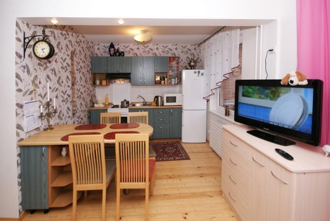 Mieszkanie dla wypoczynku w Połądze, na ulicy Druskininkų g. - 9