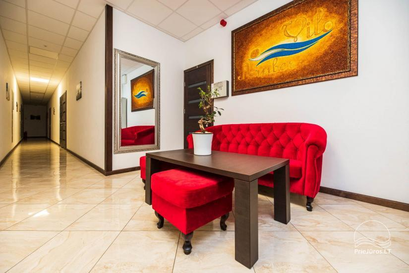 Nowy pensjonat w Sventoji - AMBER VILA - 1