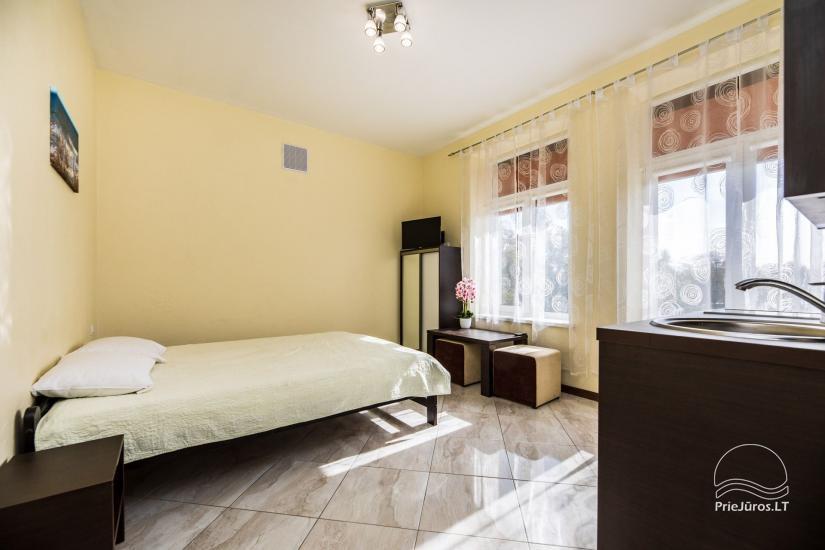 Nowy pensjonat w Sventoji - AMBER VILA - 2